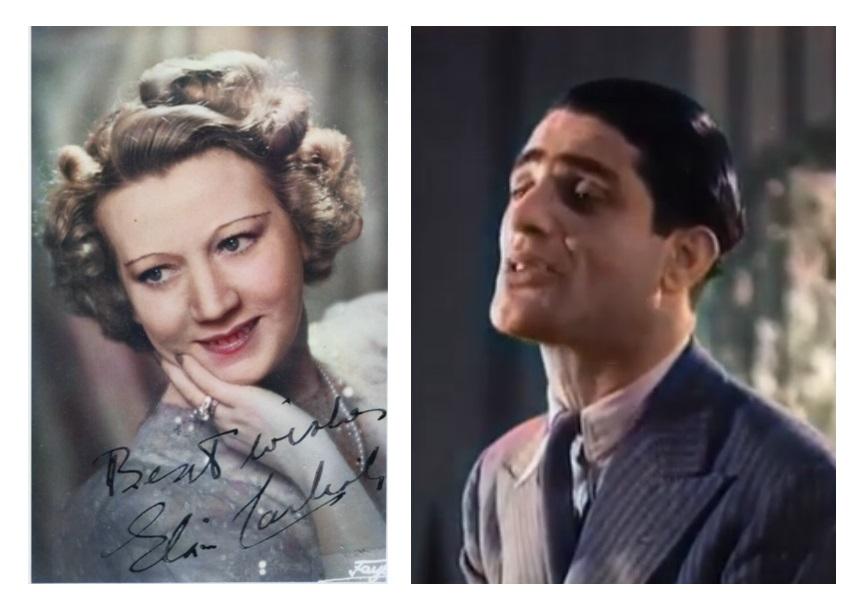 Al Bowlly and Elsie Carlisle