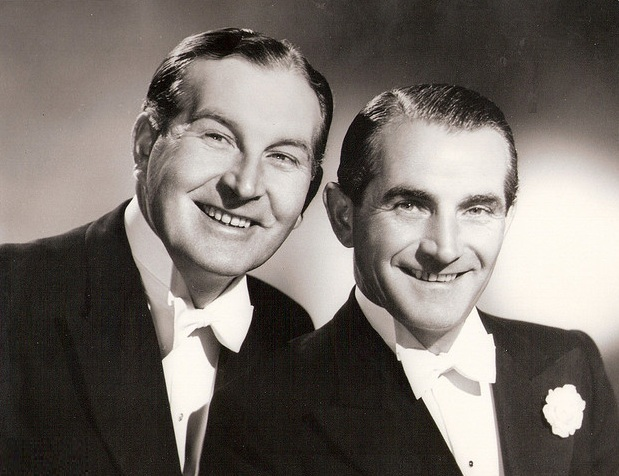 Bob and Alf Pearson