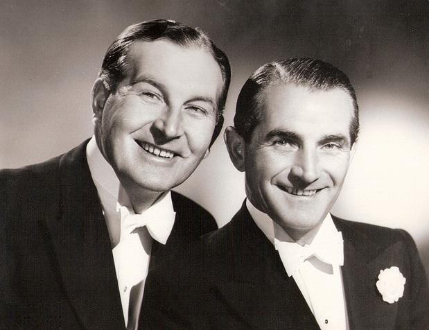 Bob and Alf Pearson
