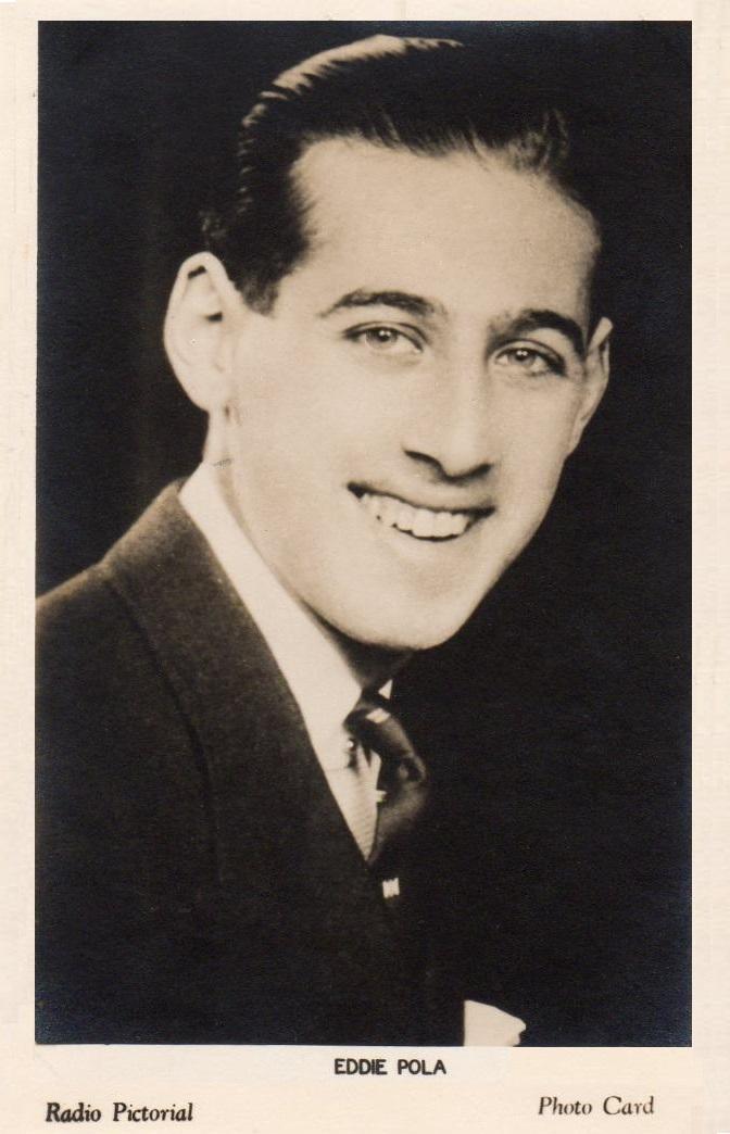 Eddie Pola