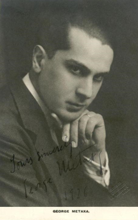Georges Metaxa