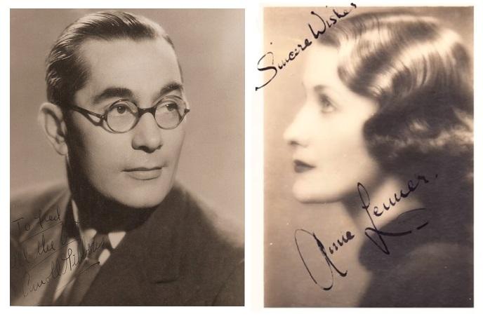Carroll Gibbons and Anne Lenner
