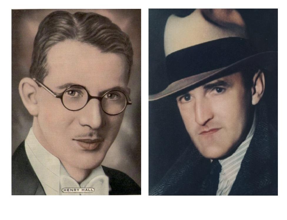 Henry Hall and Maurice Elwin
