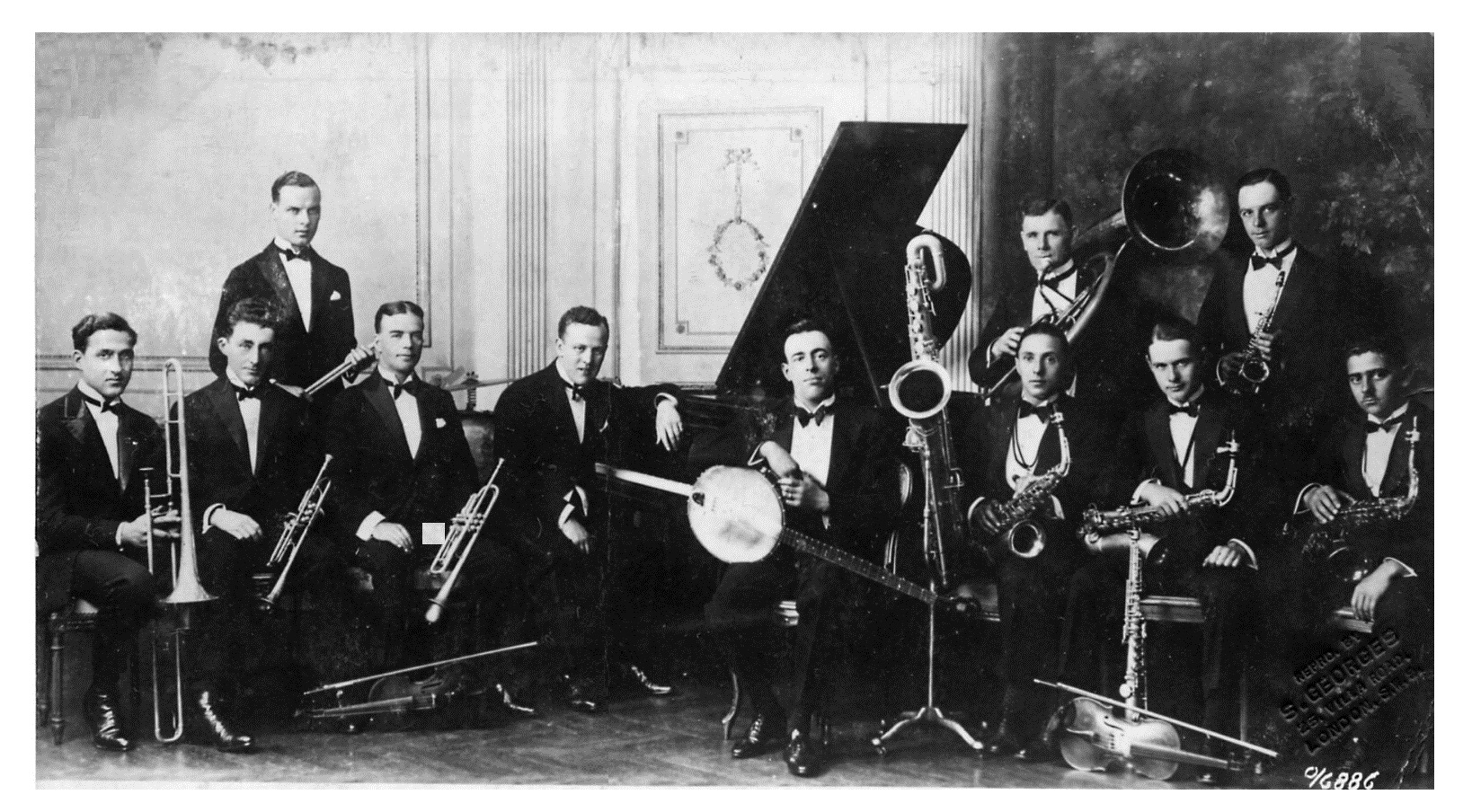 Jack Hylton band
