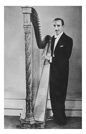 Mario 'Harp' Lorenzi