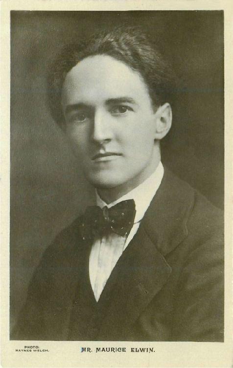 Maurice Elwin