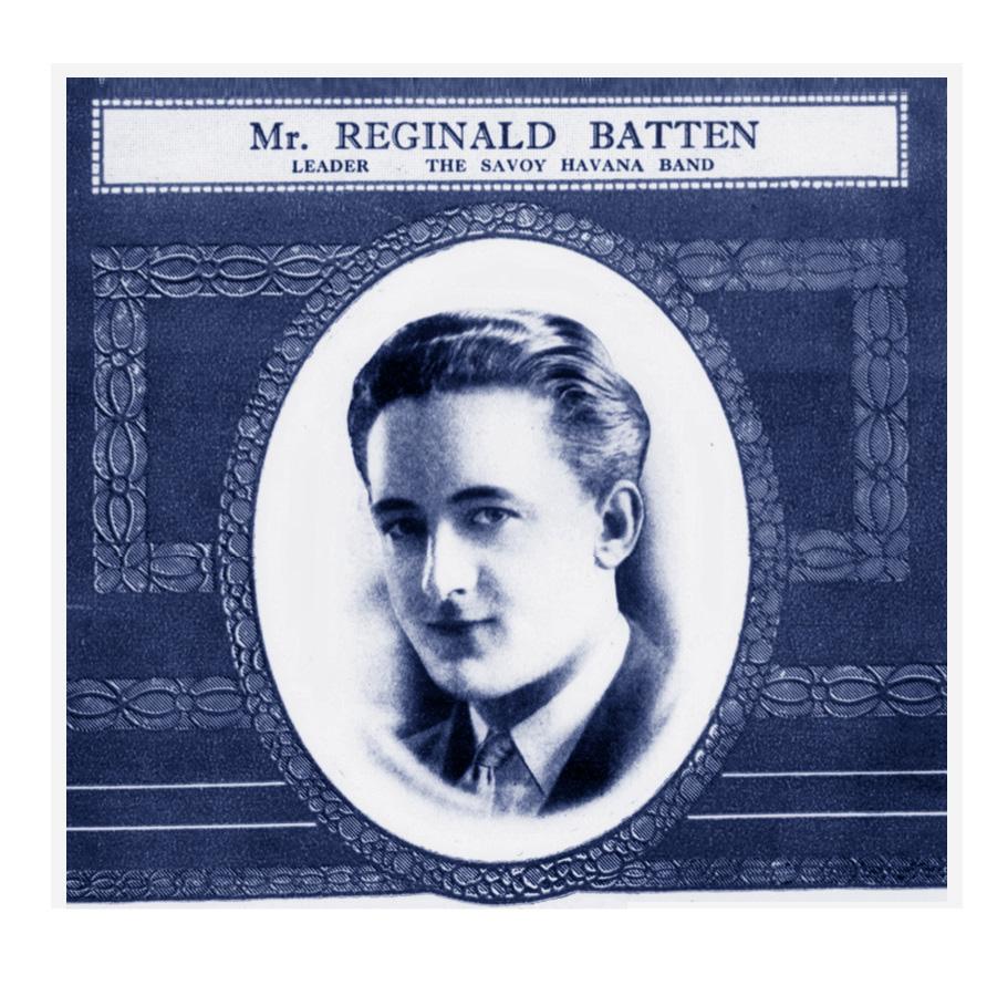 Reg Batten