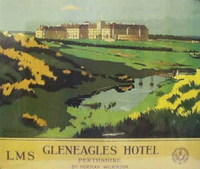 The Gleneagles Hotel