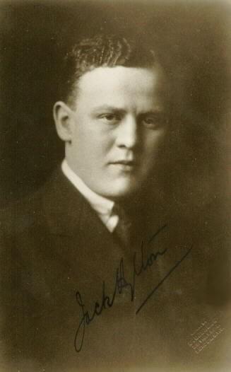 a young Jack Hylton
