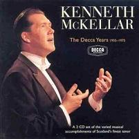 Kenneth McKellar sings